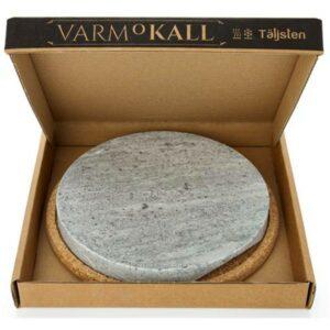 Dessous de plat en pierre ollaire – Varm o kall – Réchauffer & refroidir