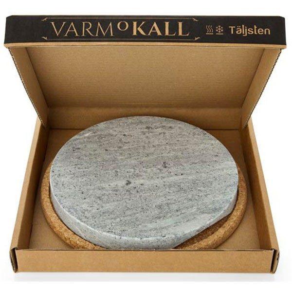 Dessous de plat en pierre ollaire - Varm o kall - Pour réchauffer ou refroidir naturellement