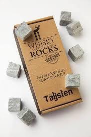 Ensemble de 12 coffrets de 8 pierres à whisky avec leur sachet – Prix en baisse